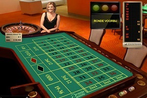 Oranje Live Casino Roulette